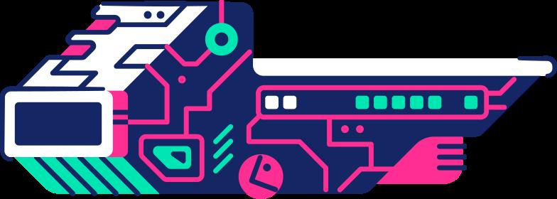platform Clipart illustration in PNG, SVG
