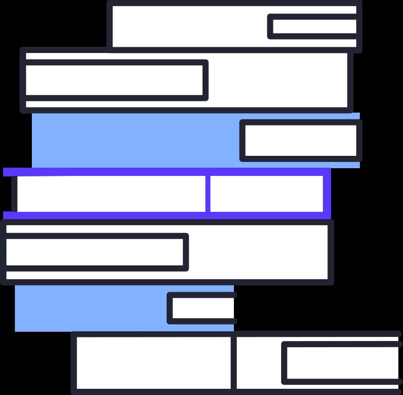 downloading  books Clipart illustration in PNG, SVG