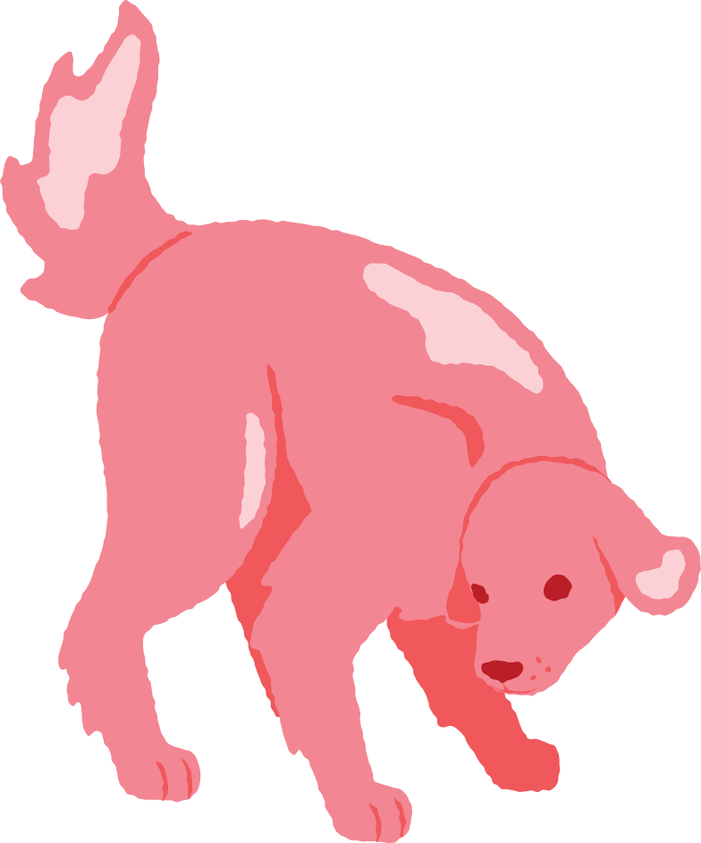 style dog sniffing Vector images in PNG and SVG | Icons8 Illustrations