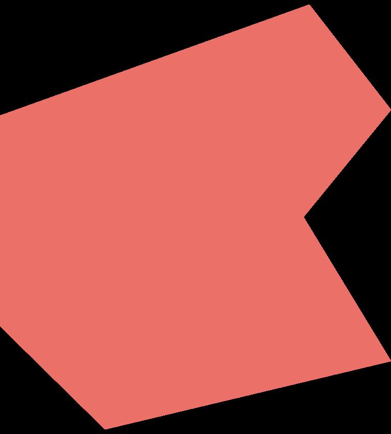 polygon pink antique Clipart illustration in PNG, SVG