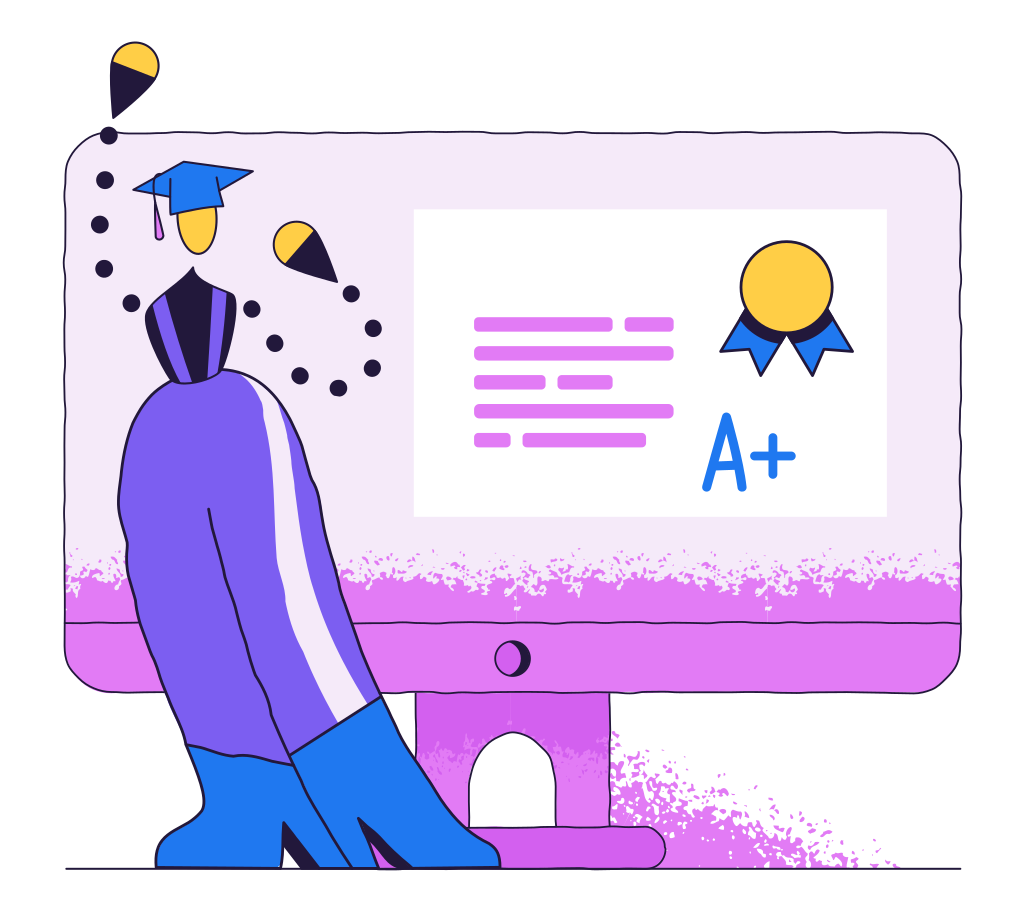 style Electronic certificate images in PNG and SVG   Icons8 Illustrations