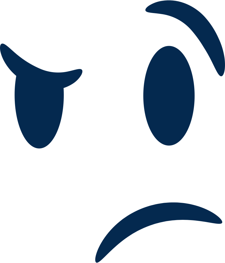 emotion bewildered Clipart illustration in PNG, SVG