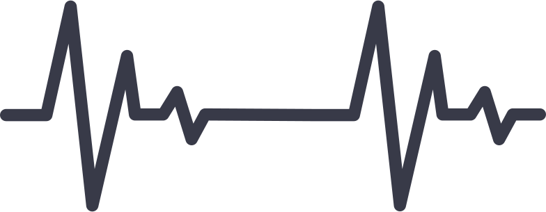 heart rate Clipart illustration in PNG, SVG