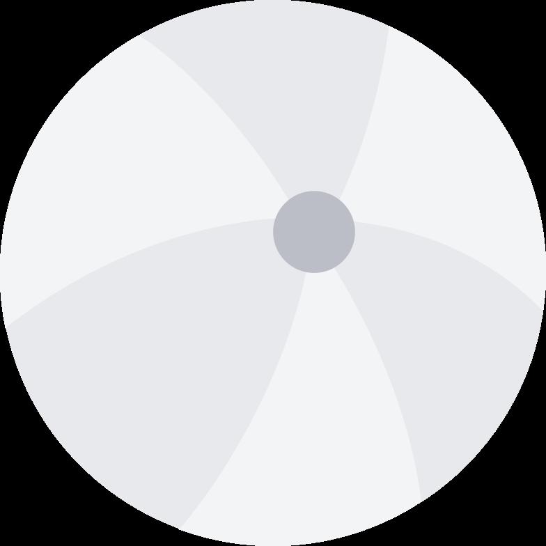 Seite im aufbau ball Clipart-Grafik als PNG, SVG