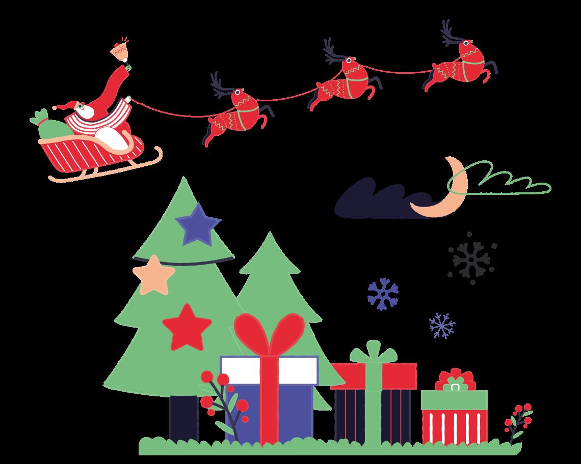 Ilustración de clipart de Vacaciones en PNG, SVG
