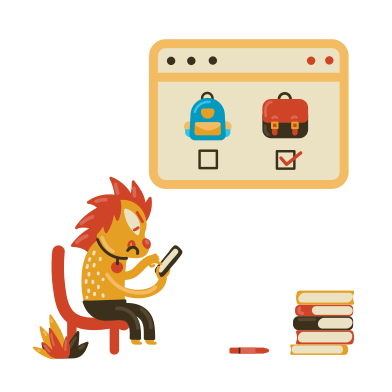 style Back to school images in PNG and SVG | Icons8 Illustrations