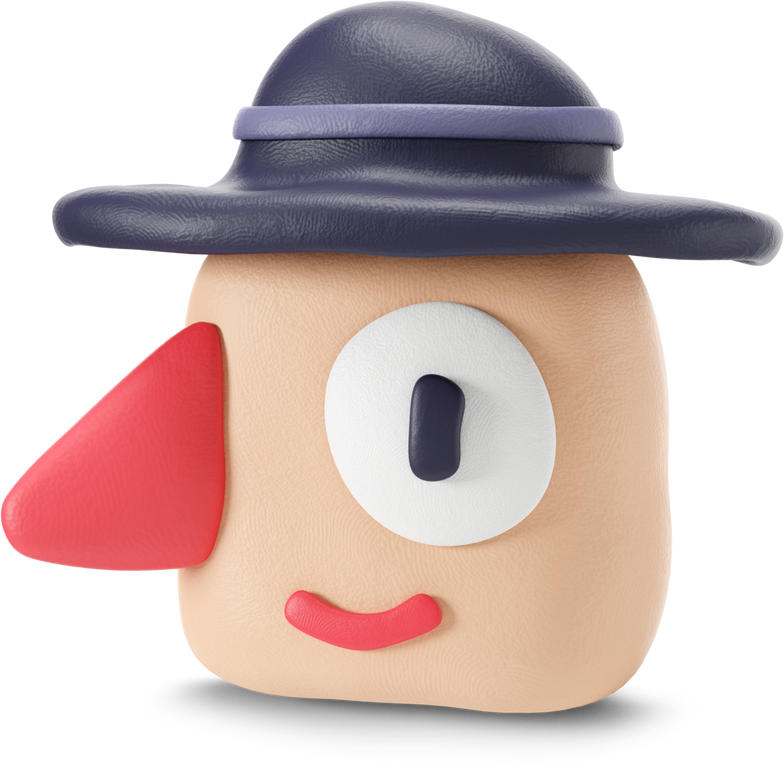 style hat man head Vector images in PNG and SVG | Icons8 Illustrations