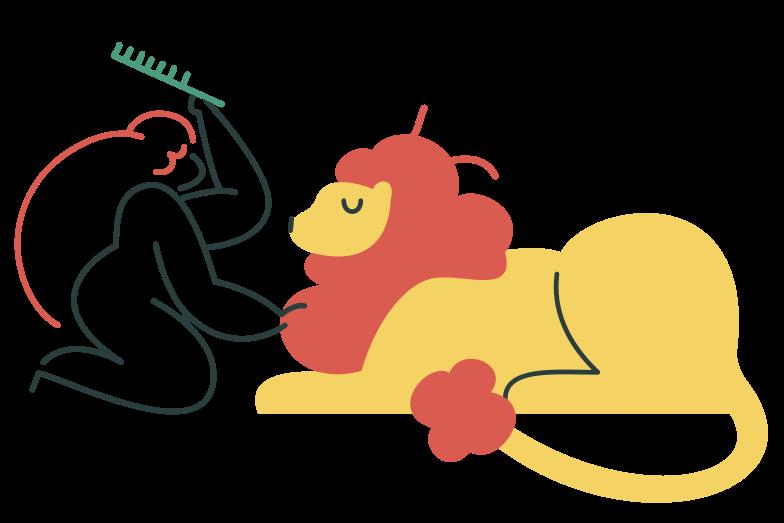 Tier das Clipart-Grafik als PNG, SVG