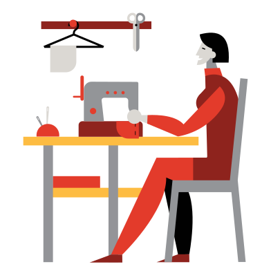 style Designer images in PNG and SVG | Icons8 Illustrations