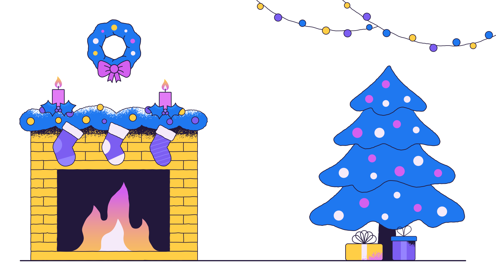 style Christmas Home Vector images in PNG and SVG | Icons8 Illustrations