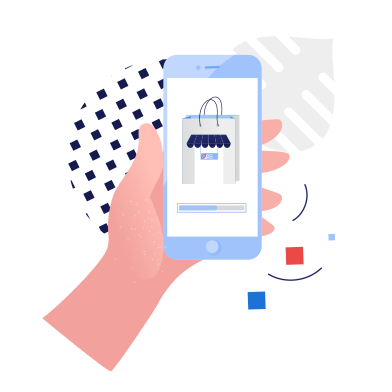style Online shopping app images in PNG and SVG   Icons8 Illustrations