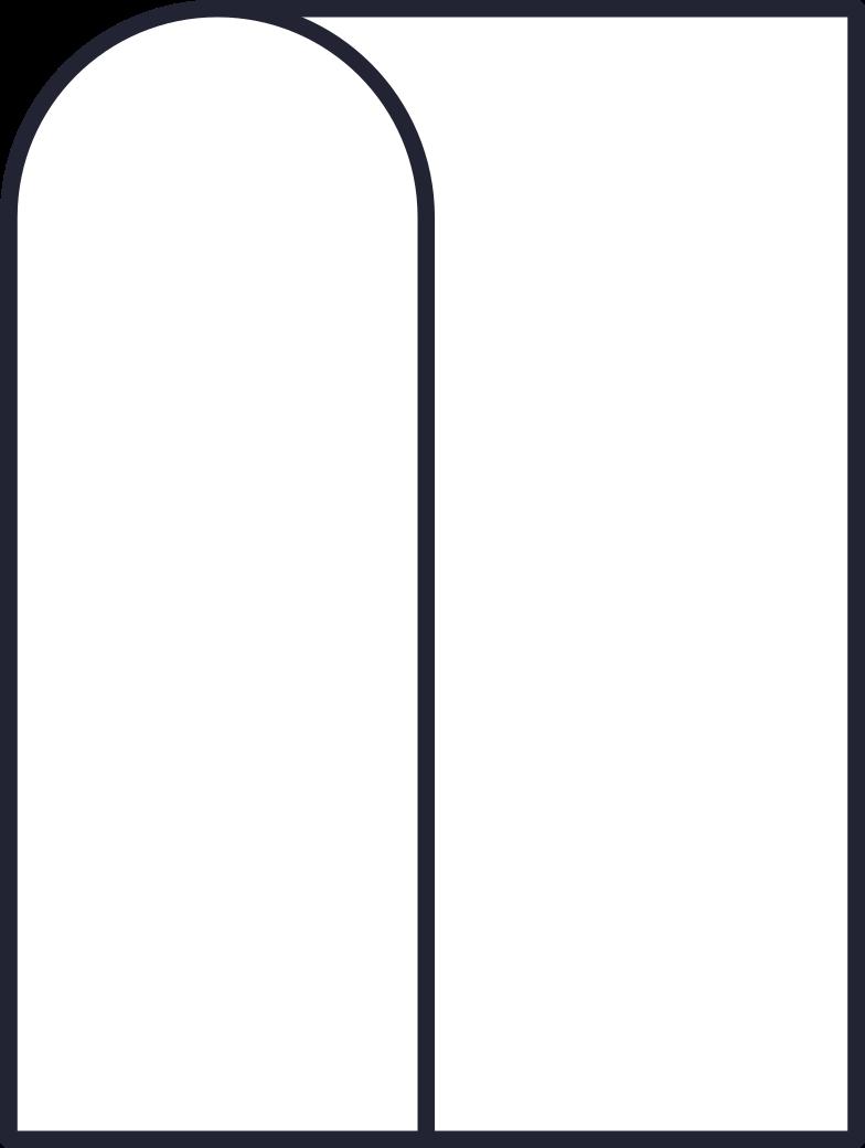 sofa part Clipart illustration in PNG, SVG