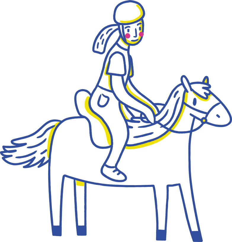 style horse rider Vector images in PNG and SVG | Icons8 Illustrations