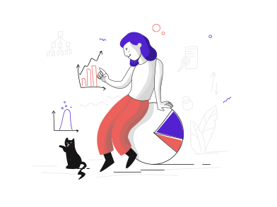 style Data analyse images in PNG and SVG | Icons8 Illustrations