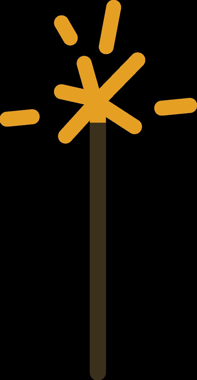 fireworks sparklers Clipart illustration in PNG, SVG