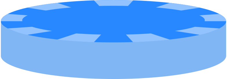 podium Clipart illustration in PNG, SVG