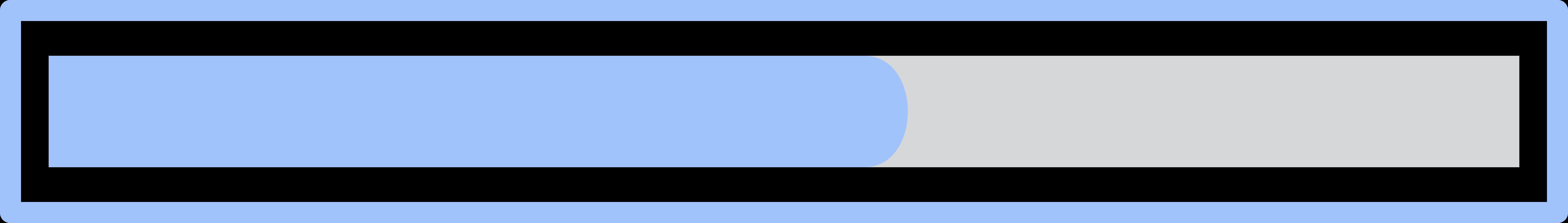 Ilustración de clipart de barra de progreso en PNG, SVG