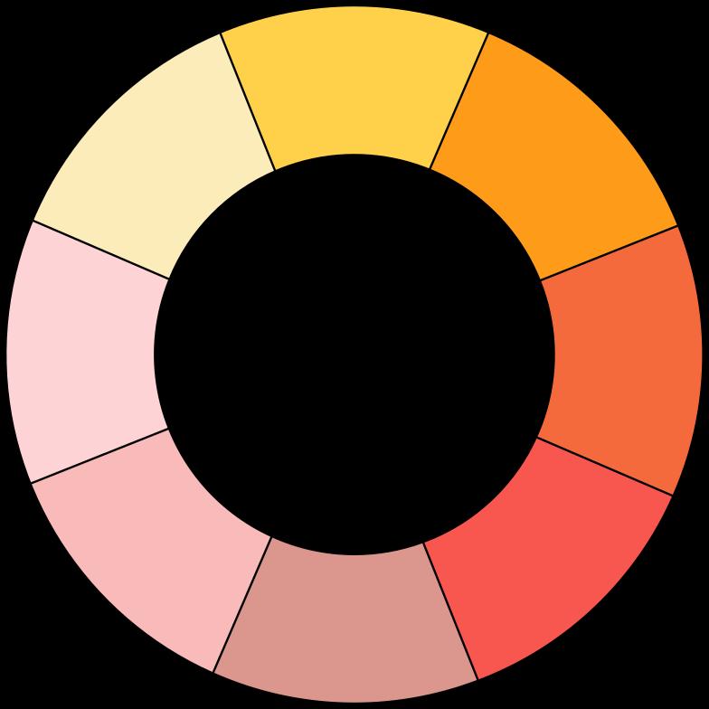 color wheel Clipart illustration in PNG, SVG