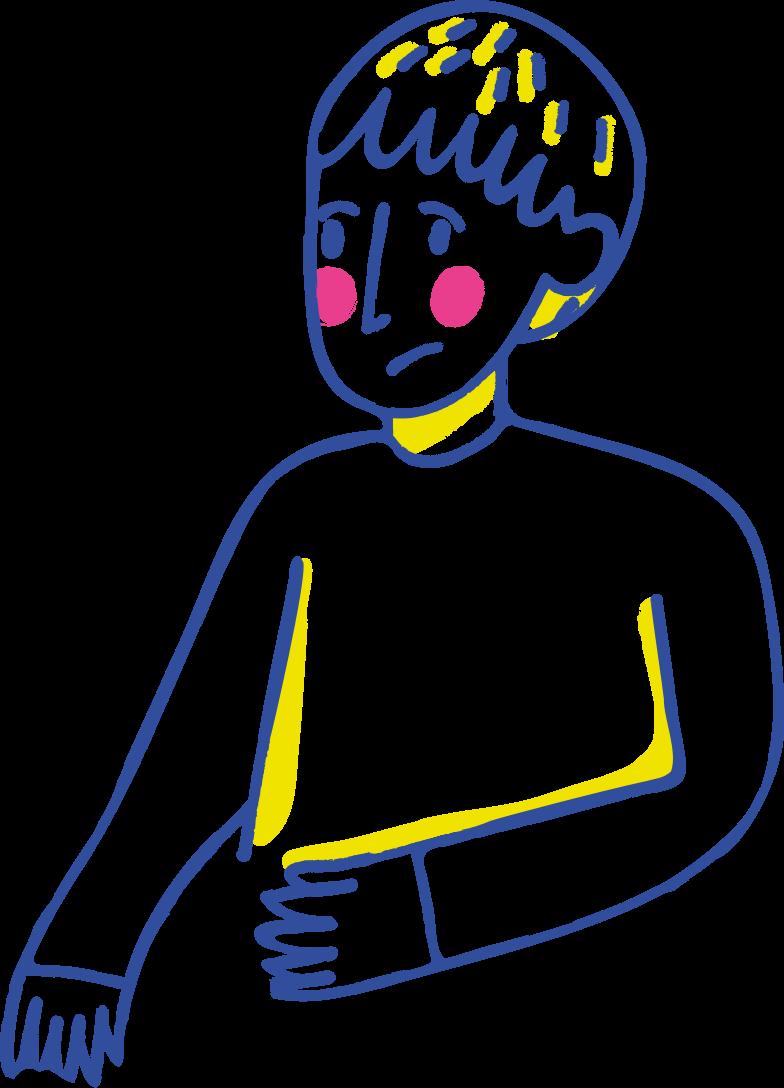 boy Clipart illustration in PNG, SVG