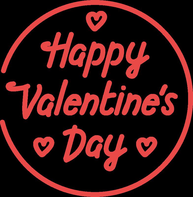 Иллюстрация с днем святого валентина в стиле  в PNG и SVG | Icons8 Иллюстрации