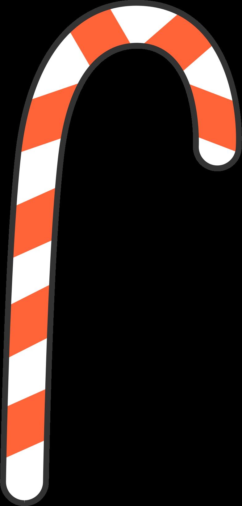 christmas lollipop Clipart illustration in PNG, SVG