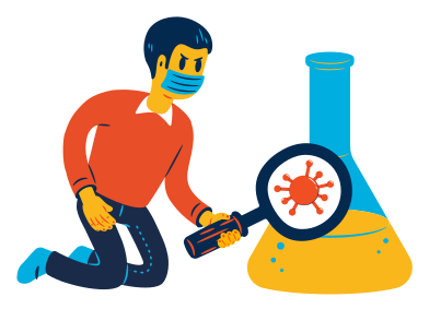 style Science research images in PNG and SVG | Icons8 Illustrations
