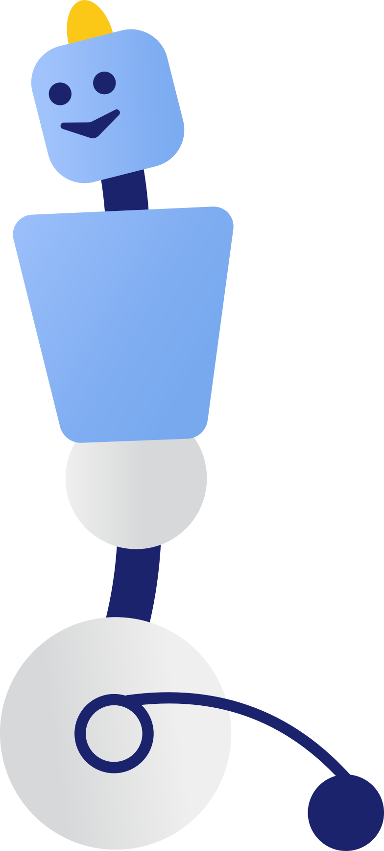 robot body Clipart illustration in PNG, SVG