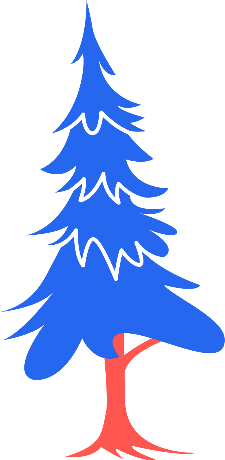 fir-tree Clipart illustration in PNG, SVG