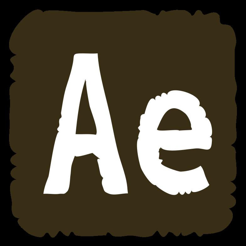 Imágenes vectoriales logotipo de adobe after effects en PNG y SVG estilo  | Ilustraciones Icons8