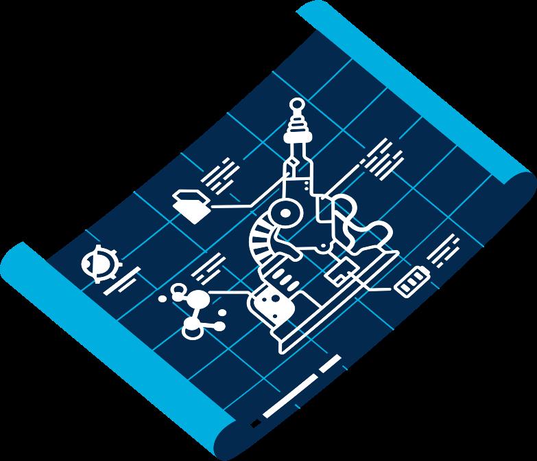 blueprint Clipart illustration in PNG, SVG