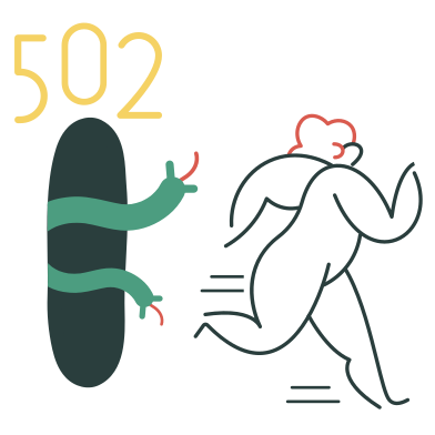 style Bad gateway images in PNG and SVG | Icons8 Illustrations