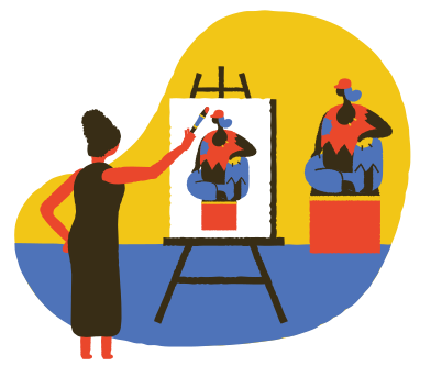 style Life drawing images in PNG and SVG | Icons8 Illustrations