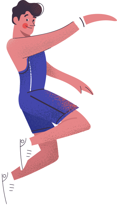 style man playing basketball images in PNG and SVG | Icons8 Illustrations
