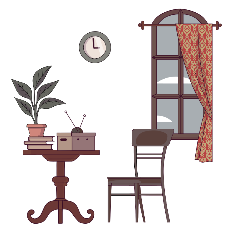 Imágenes vectoriales Interior en PNG y SVG estilo  | Ilustraciones Icons8