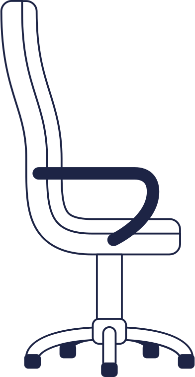 style office chair line images in PNG and SVG   Icons8 Illustrations
