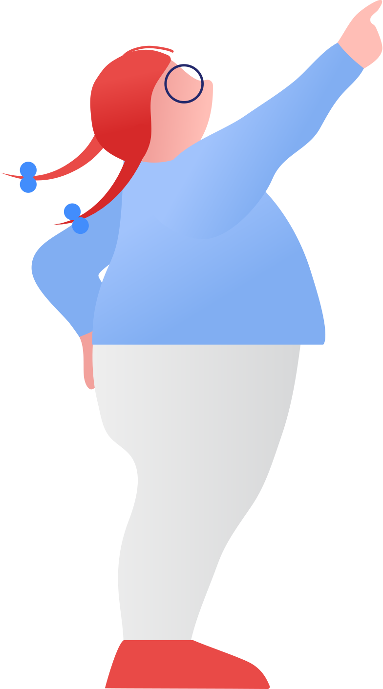style fat girl showing Vector images in PNG and SVG | Icons8 Illustrations