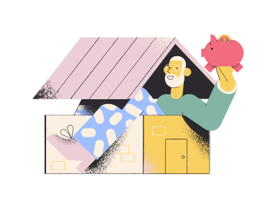 style  I bought a house! images in PNG and SVG | Icons8 Illustrations