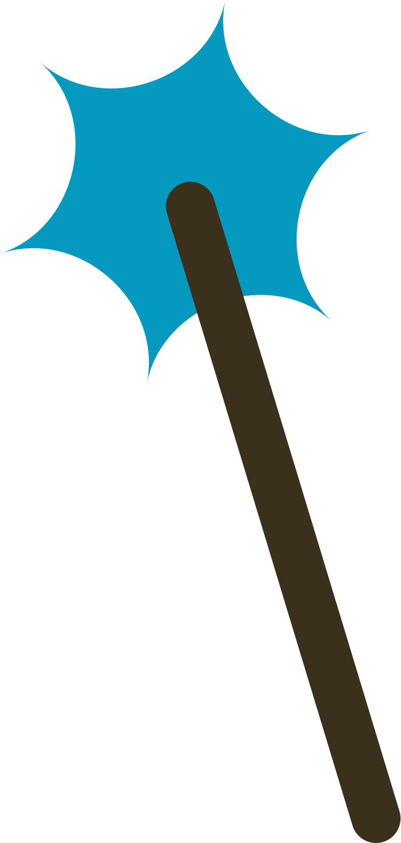 wand Clipart illustration in PNG, SVG