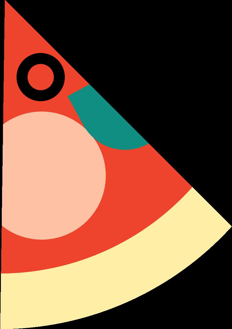 Imágenes vectoriales porción de pizza en PNG y SVG estilo  | Ilustraciones Icons8
