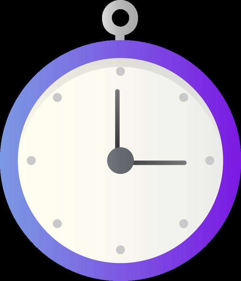 clocks Clipart illustration in PNG, SVG