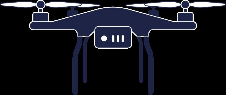drone delivery Clipart-Grafik als PNG, SVG