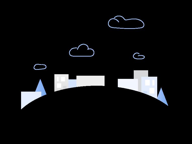 city Clipart illustration in PNG, SVG