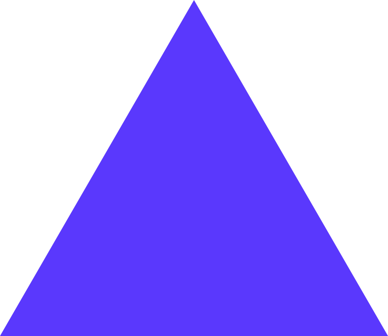 triangle color Clipart illustration in PNG, SVG