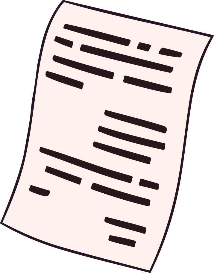 list of paper Clipart illustration in PNG, SVG