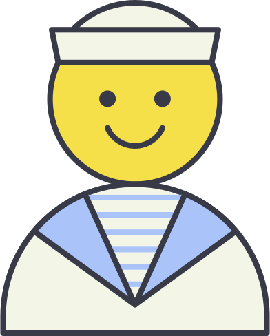 style sailor images in PNG and SVG   Icons8 Illustrations