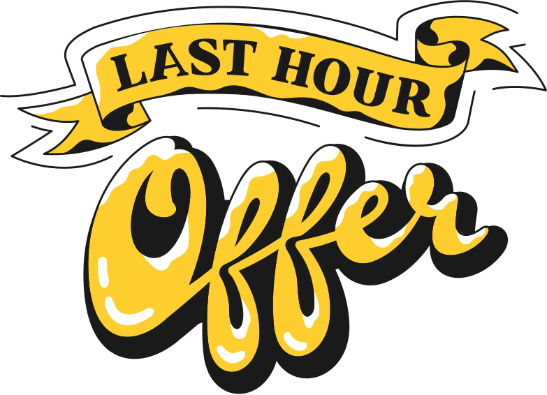 style last hour offer Vector images in PNG and SVG   Icons8 Illustrations