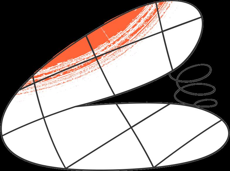 trampoline Clipart illustration in PNG, SVG