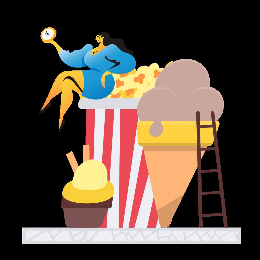 Diet Clipart illustration in PNG, SVG