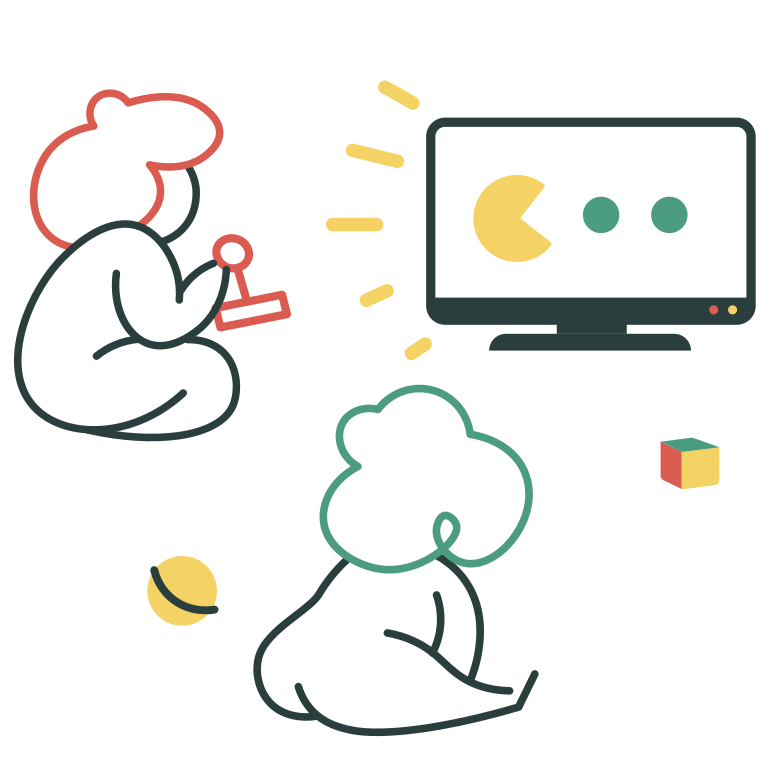 style Tv addiction Vector images in PNG and SVG | Icons8 Illustrations