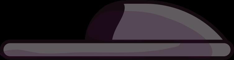 design  slipper Clipart illustration in PNG, SVG